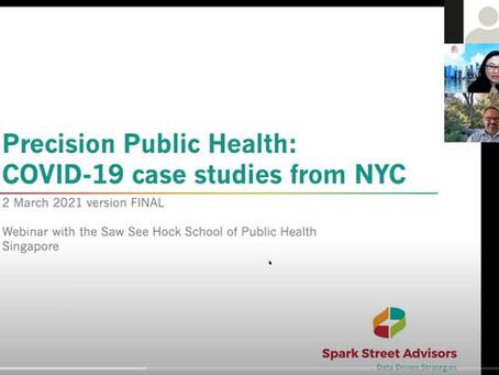 [Webinar] Precision Public Health: Transforming Health with Data