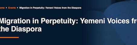 Yemenis in Diaspora