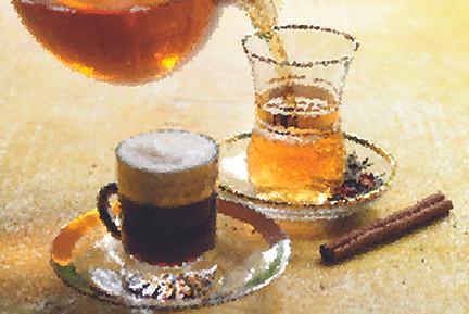 Tea vs. Coffee: A Poetic Debate