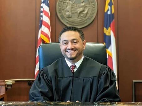 First Yemeni Judge Appointed in North Carolina