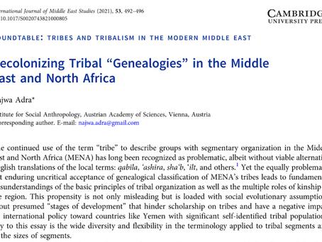 Najwa Adra on Yemeni Tribalism