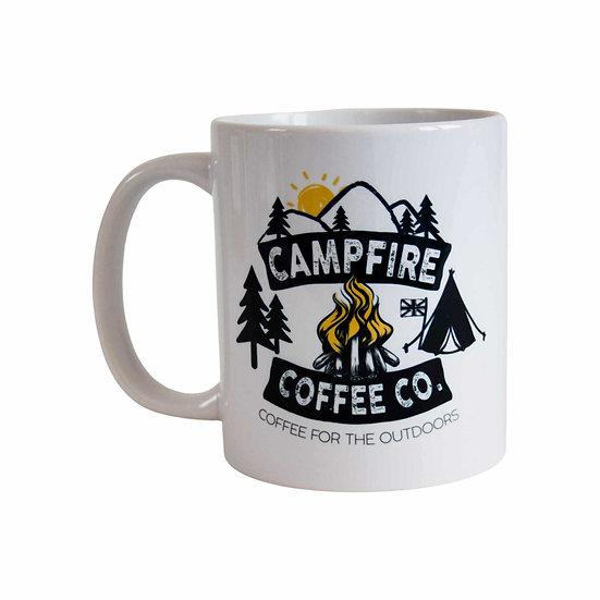CAMPFIRE COFFEE CO. CERAMIC MUG