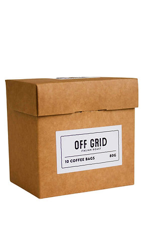 COFFEE BAGS - Off Grid