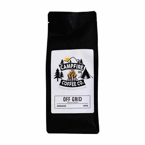 GROUND COFFEE - Off Grid