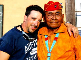 The Last Navajo Code Talker