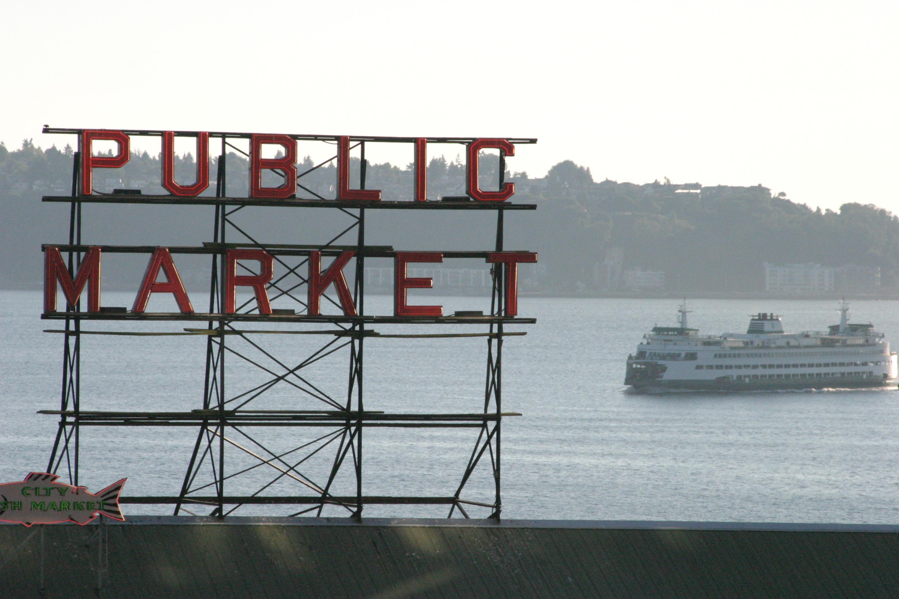 Seattle-Market Place