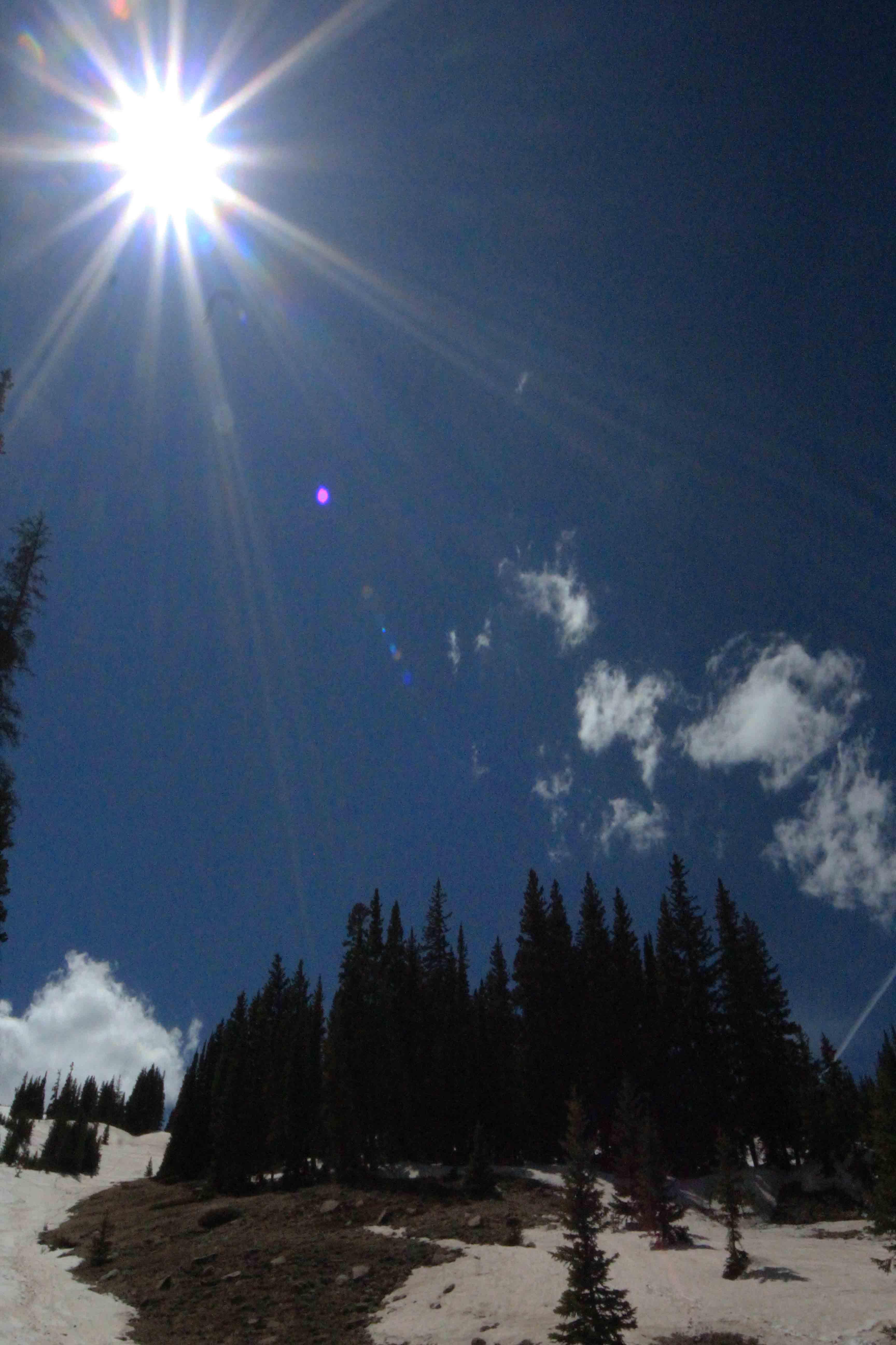 Colrado-Rocky Mtn Natl Park SNOW