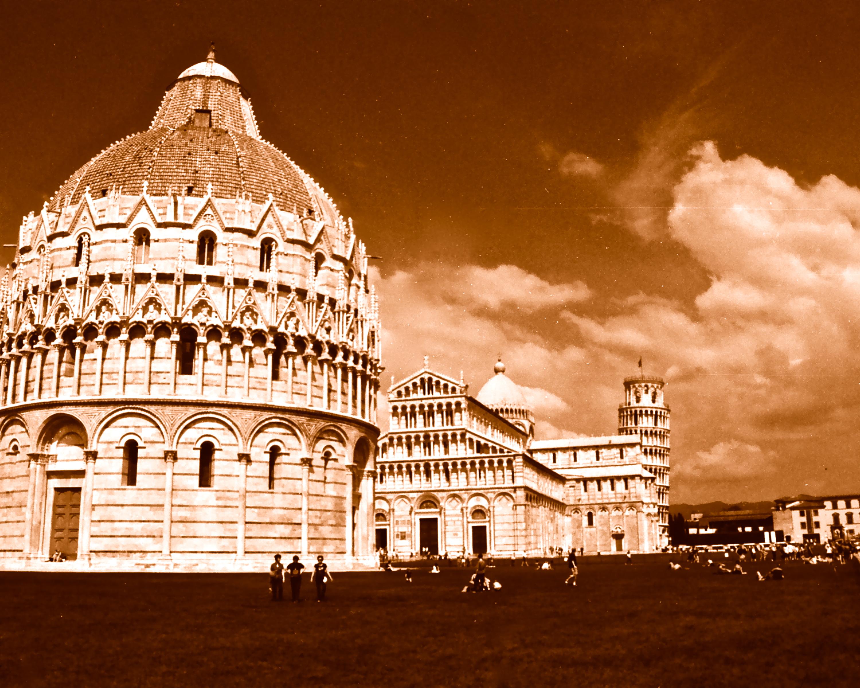Pisa in Sepia2