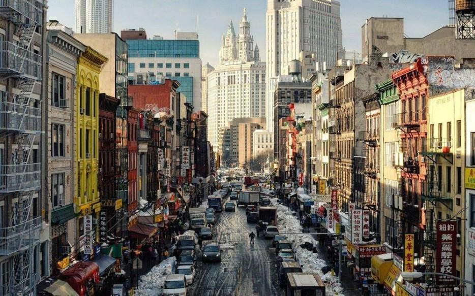 NEW YORK CITY GSGS
