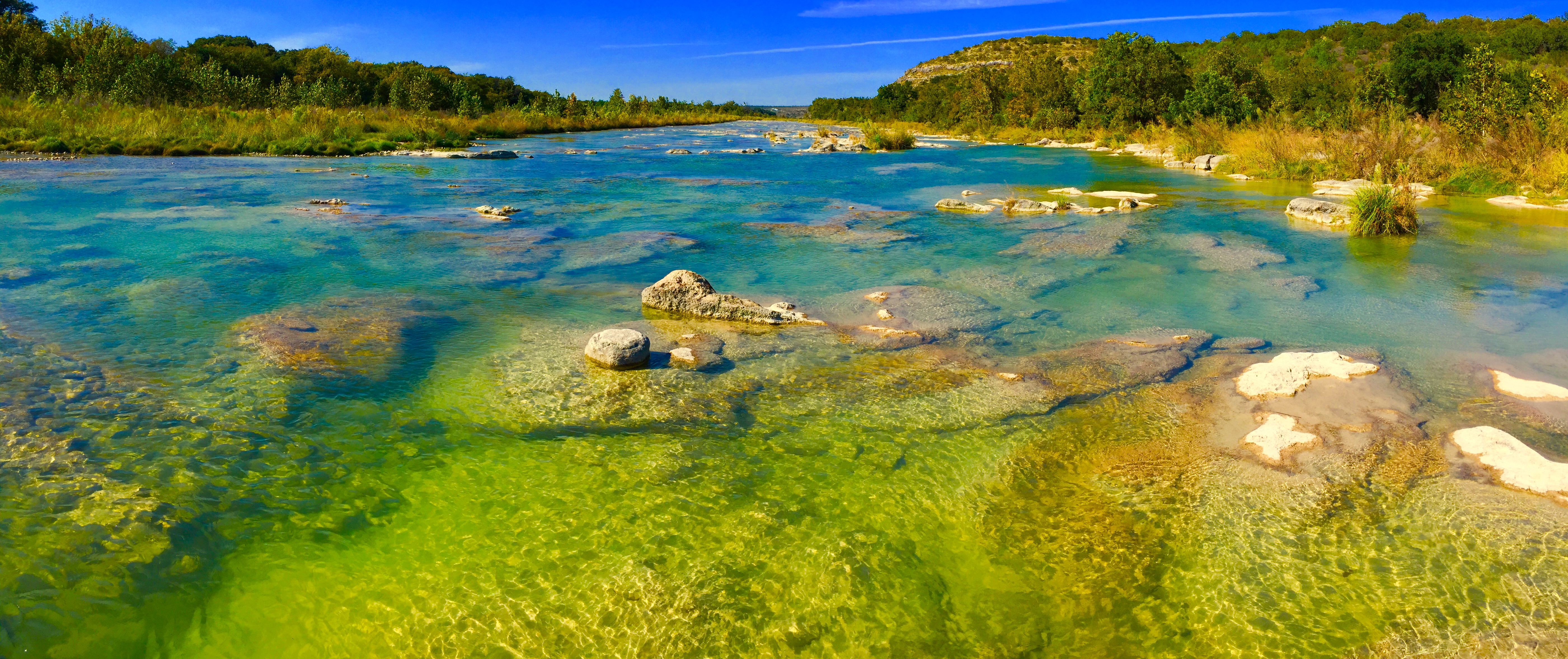 Llano - Batcreek River - 1