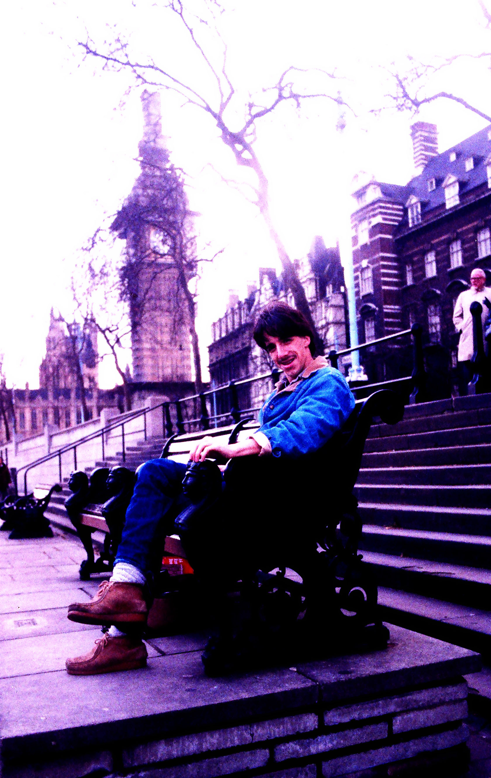 London-Me in 1984