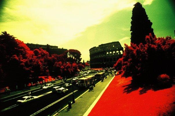 Rome in Infrared