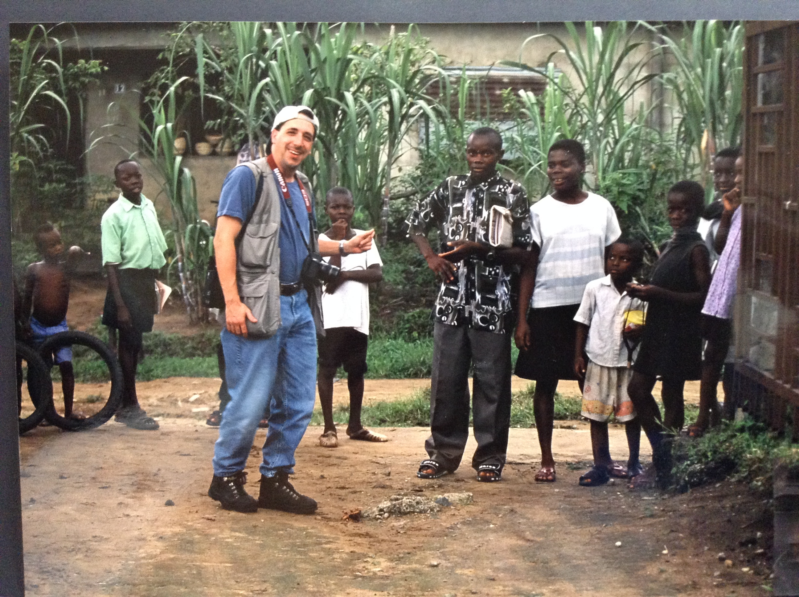 AFRICA-ME IN THE JUNGLE NIGERIA