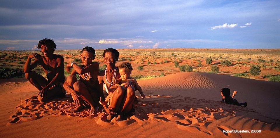 Mystery of the Khosian - Botswana