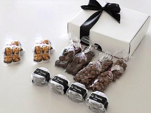 Choco Lover + Alfajores