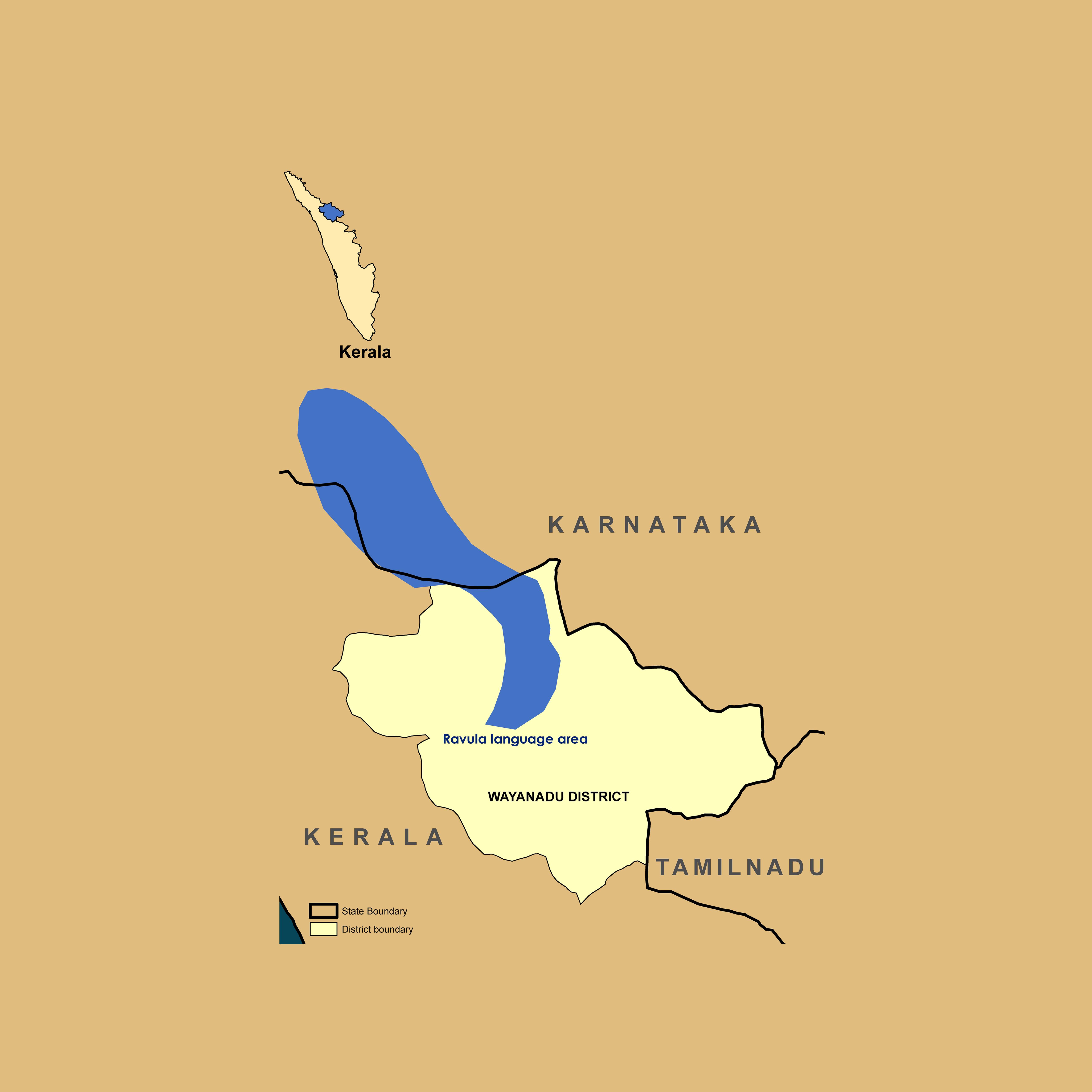 Ravula Regions