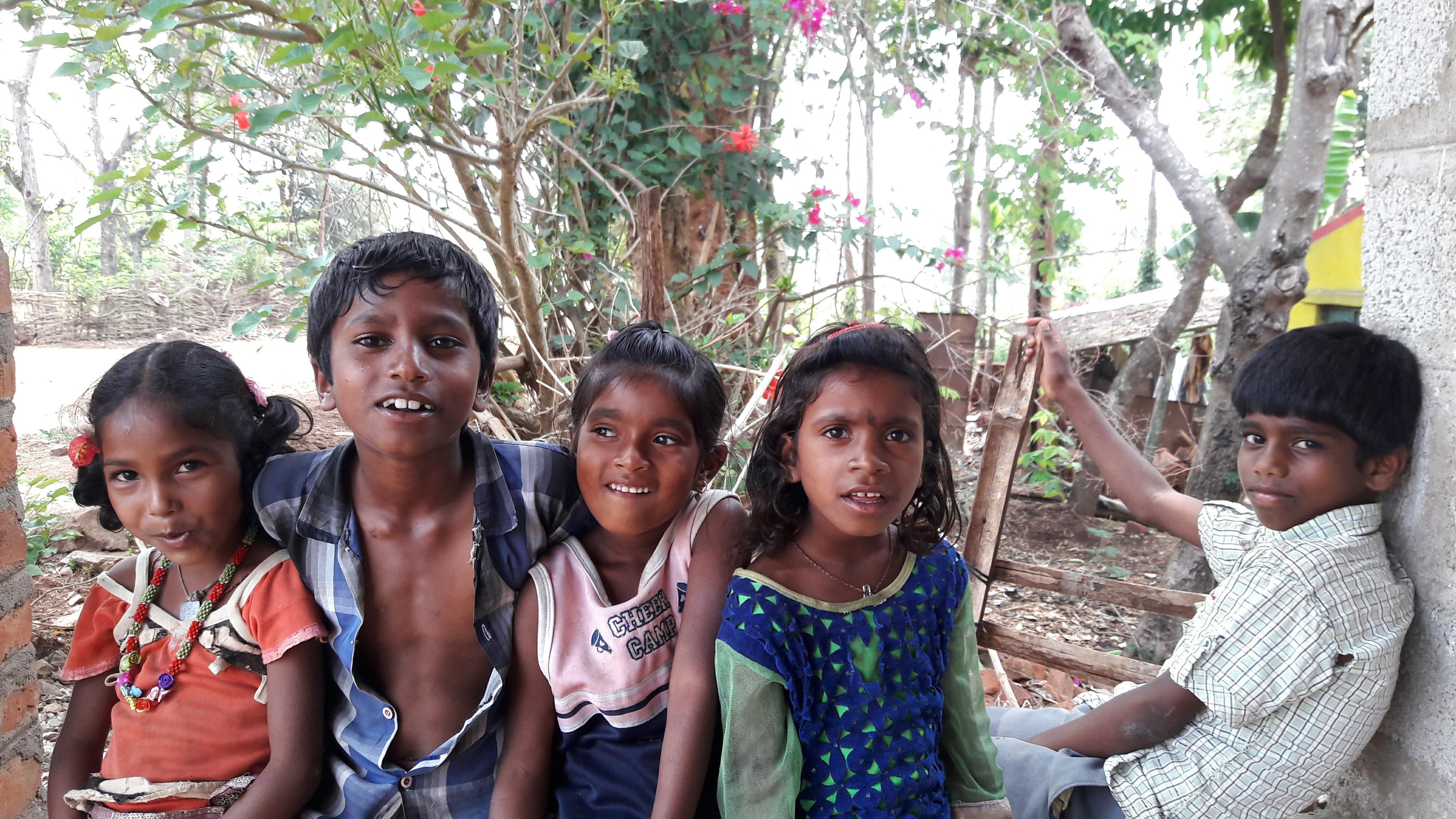 Betta Kurumba Children on Casual Day