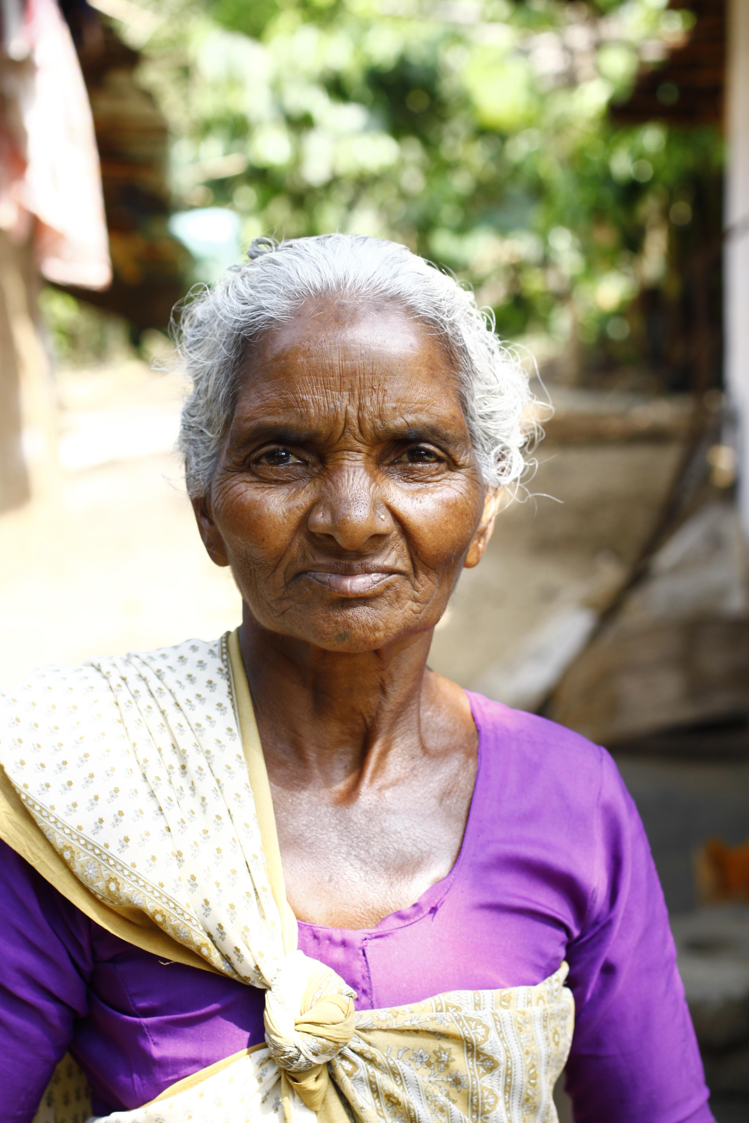 Ravula woman