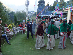 Kinnauri Cultural Dance