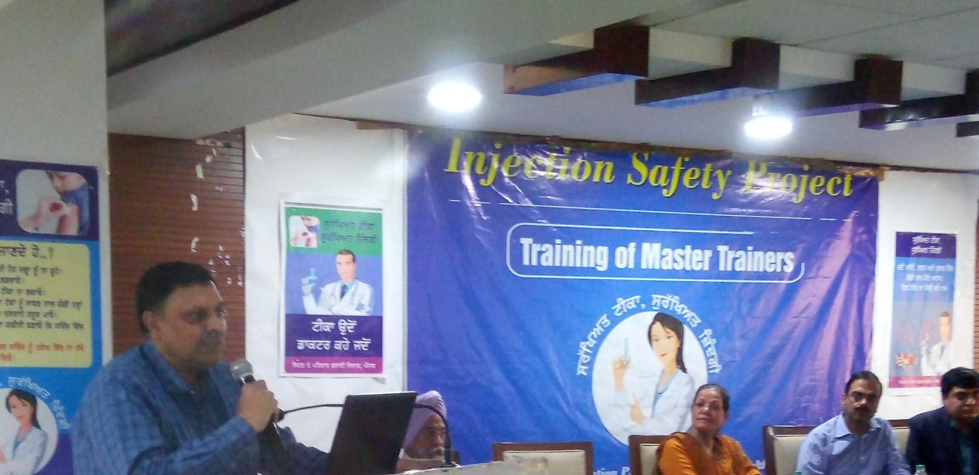 Prof. Arun K Aggarwal