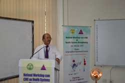 Prof Jagat Ram, Director, PGIMER