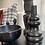 Thumbnail: Vase courbes noir
