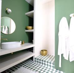 Salle de bain Bordelaise