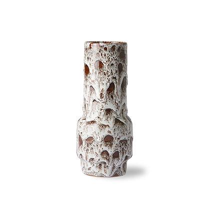 Vase rétro lava