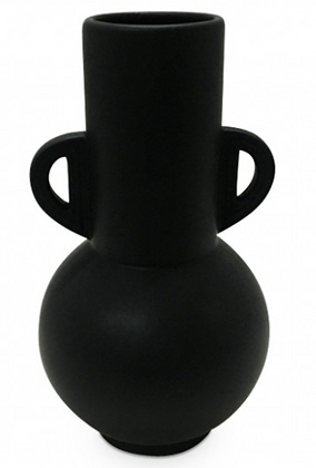 Vase céramique Titi noir