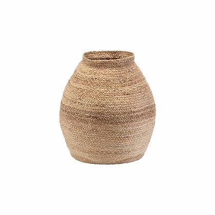 Vase en jute Zimba