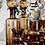 Thumbnail: Vase Bouteille ambré