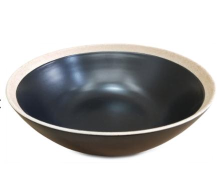 Saladier Wabi noir