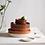 Thumbnail: Assiette à dessert Taha marron