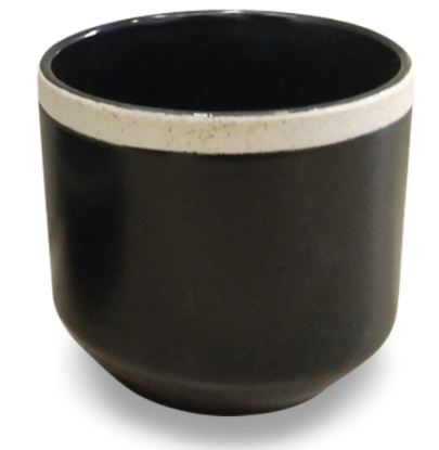 Mug Wabi noir