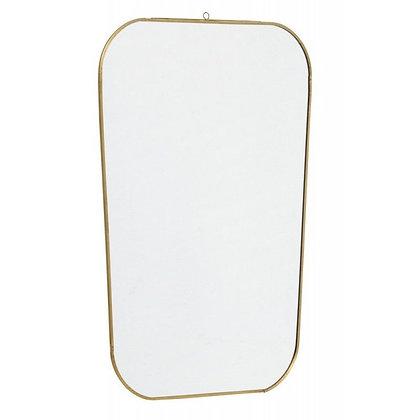 Miroir Square golden