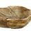 Thumbnail: Vide poche feuille bois foncé