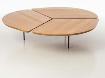 Table basse Trèfle XXL