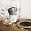 Thumbnail: Mini vase rond anse
