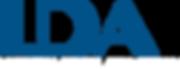 Logo for Louisiana Dental Association LDA endorsement of iCoreConnect