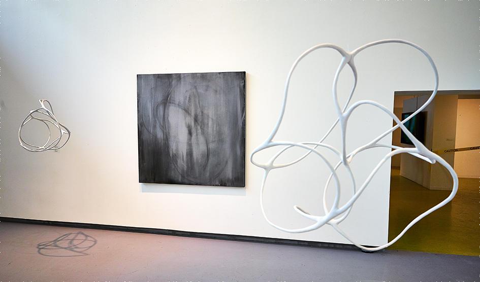 Front & Center Exhibition at Hyde Park Art Center, Chicago