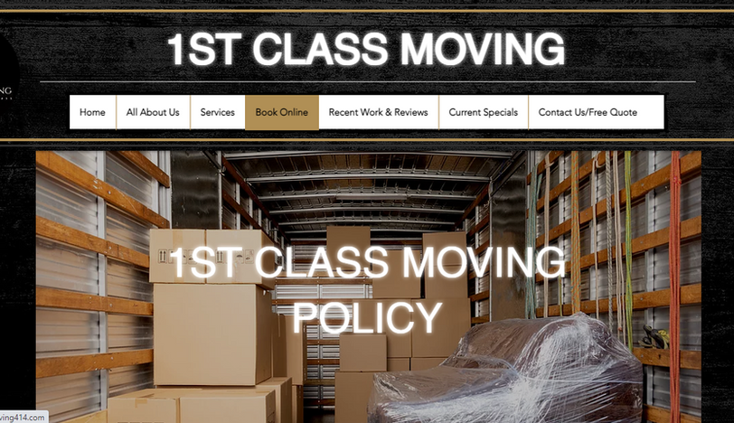 1st Class Moving 414 by JZD