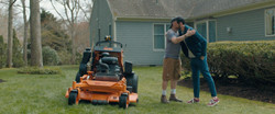 Martin+and+Ted+Backyard+Hug+Noise