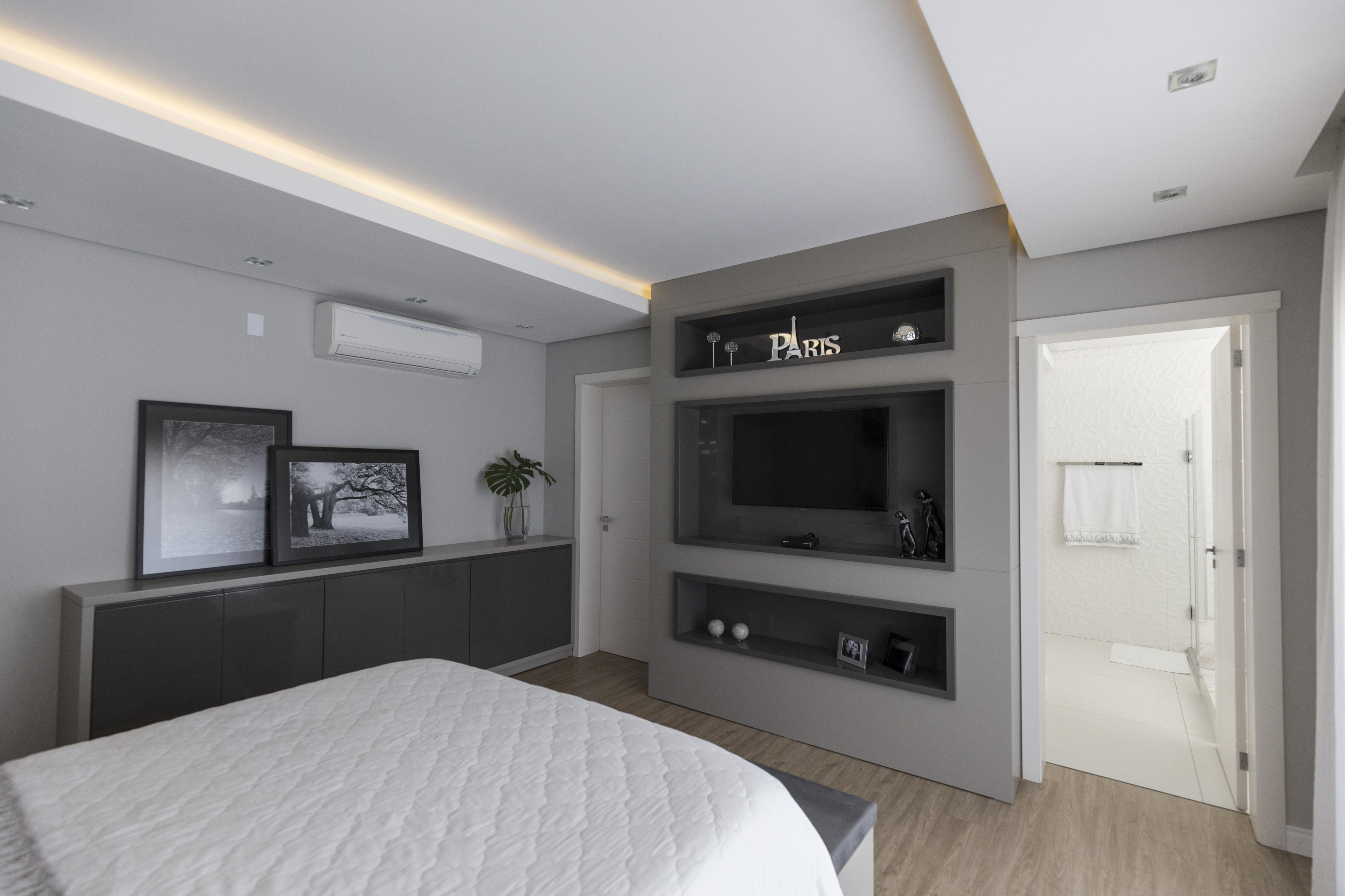 Dormitório Suíte Master