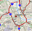 nashville-downtown-map-pictures-location