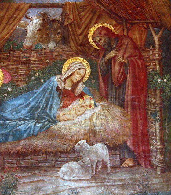 Solemnity of Mary Mother of God (as depi