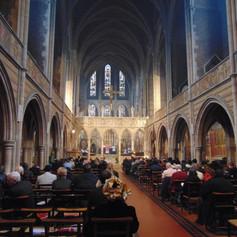 Ongoing Mass