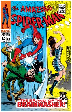 Comic Book Redesign