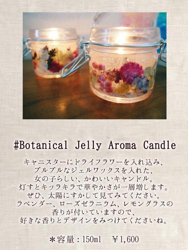 BotaJelly Aroma Soy Candle