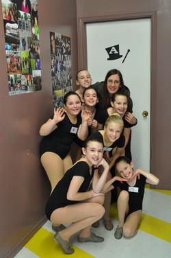 Dance Exams 2014