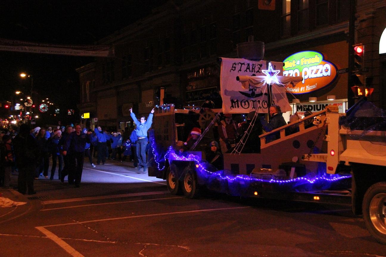 Pembroke Parade 2012